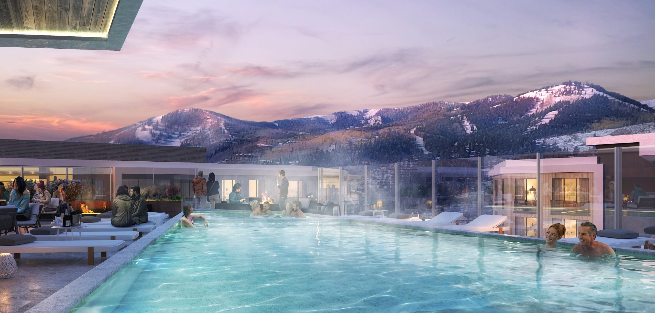 4 Mountain Residential Communities with Dreamy Pools