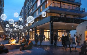 Rendering of Pendry Plaza