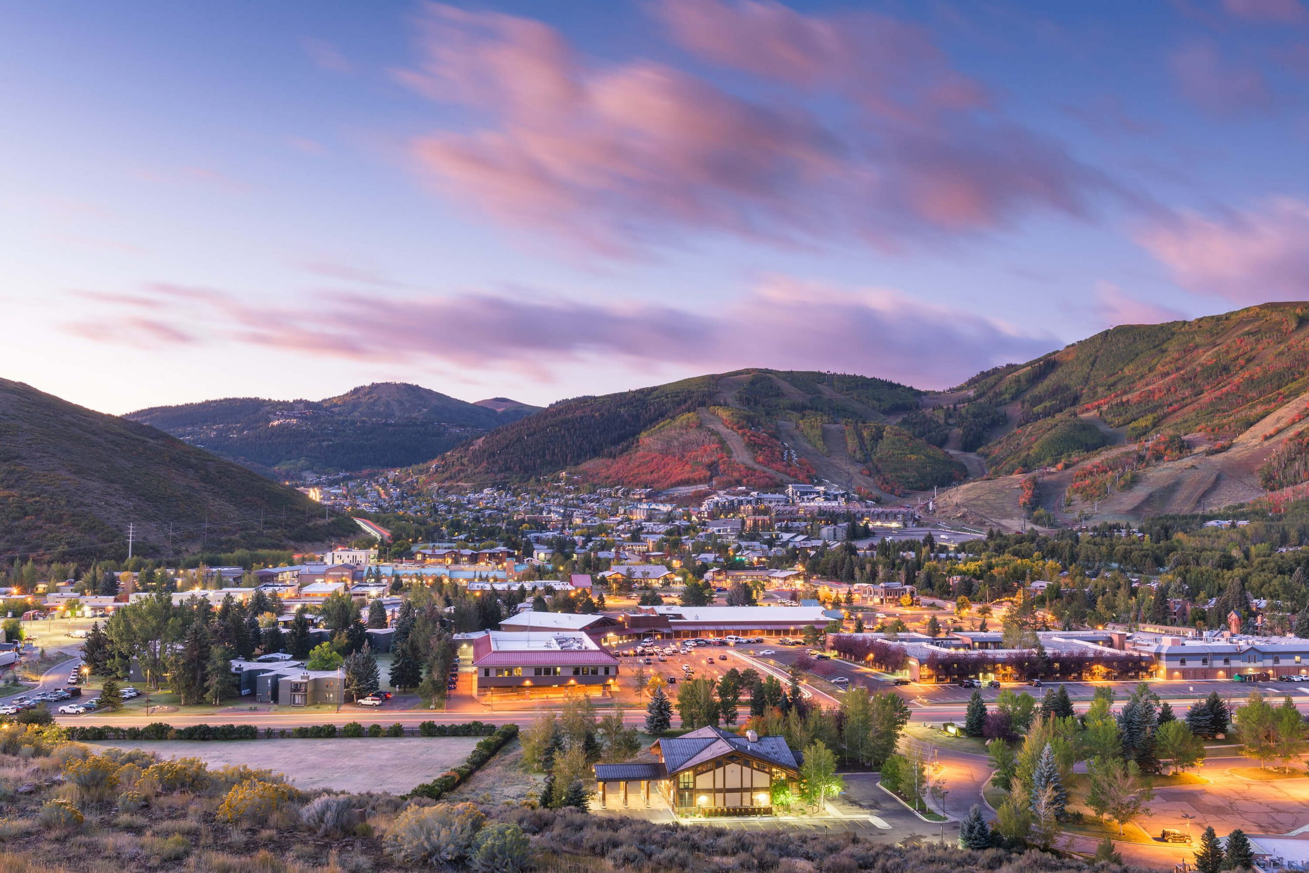 Are You Dreaming Of Living In A Mountain Town?