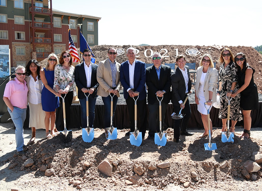 Pendry Hotels & Resorts and Columbus Pacific Announce the Groundbreaking of Pendry Park City