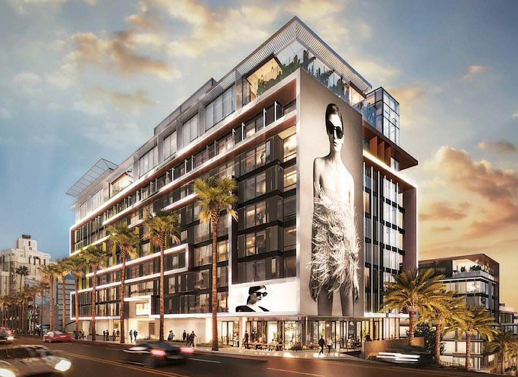 Montage Hotels rolls out luxury residences with its new Pendry hotel on the Sunset Strip