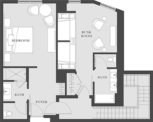 Townhome #2117 Upper